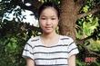 Nữ sinh trường huyện có điểm số cao nhất kỳ thi vào THPT Chuyên Hà Tĩnh