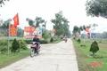 Sáng tạo, linh hoạt trong triển khai, Vũ Quang hoàn thành sớm đại hội Đảng cấp cơ sở