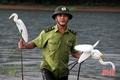 Không để xảy ra chặt phá rừng, săn bắt động vật hoang dã trong dịp Tết ở Hà Tĩnh