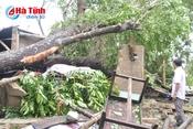 Hà Tĩnh thiệt hại gần 500 tỷ đồng do cơn bão số 2