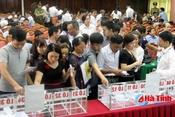 Hơn 64 tỷ đồng cho 84 lô đất đấu giá ở khu dân cư thôn Bắc Thượng