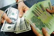Giá USD suy giảm sáng đầu tuần