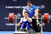 Lê Văn Công xuất sắc giành Huy chương Vàng tại Para Games 9