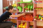Hà Tĩnh: 4 ngày bão qua, 29 trường mầm non vẫn chưa thể dạy học