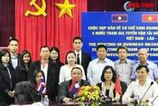 Bàn phương án mở tuyến vận tải hành khách Hà Tĩnh-Khammuon-Bangkok