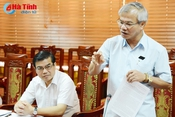 Hà Tĩnh góp phần xây dựng tuyến biên giới Việt - Lào hữu nghị, phát triển
