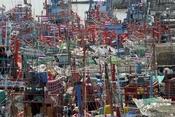 Hơn 3.000 ngư dân Thái Lan xuống đường biểu tình phản đối EU