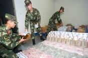 Phát hiện gần 4 tấn tiền giấu trong nhà kho ở Trung Quốc