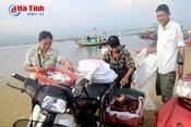 Làng biển Cẩm Nhượng hồi sinh sau bão