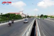 Dự án nâng cấp QL 1A đoạn Bắc - Nam TP Hà Tĩnh: Điểm nhấn đô thị loại II