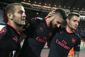 Vòng bảng Europa League: Arsenal chắc suất đi tiếp, Everton nguy cơ loại sớm