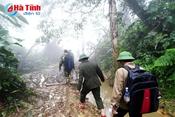 Tiếp tục triển khai dự án quản lý bền vững tài nguyên rừng tại Hà Tĩnh