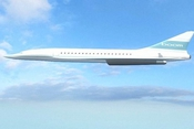 Máy bay siêu thanh tốc độ 2.300 km/h sẽ cất cánh năm 2023