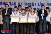 Hà Tĩnh khen thưởng 49 giải pháp sáng tạo khoa học kỹ thuật