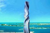 """Kinh ngạc tòa tháp cao 80 tầng biết """"khiêu vũ"""" ở Dubai"""