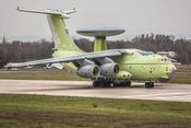 """""""Radar bay"""" của Nga lần đầu cất cánh"""