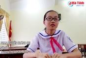 VIDEO: Học sinh, sinh viên Hà Tĩnh gửi lời chúc thầy, cô giáo ngày 20/11