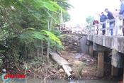 """[Video] Cơ sở sản xuất bún gây ô nhiễm, hàng chục hộ dân """"kêu cứu""""!"""