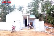 Nhà trực vận hành lưới điện ở Hà Linh không xây trên đất trái phép!