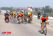 26 cua-rơ tranh tài Giải Đua xe đạp Thành Sen mở rộng lần thứ II