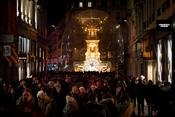 Lyon lộng lẫy trong lễ hội Fete des Lumieres trước Giáng sinh