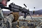 Chùm ảnh: Bộ binh Mỹ huấn luyện và tác chiến trên toàn thế giới