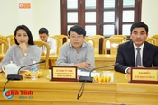 KEITI khảo sát lập kế hoạch Dự án cải thiện hệ thống thoát nước Hà Tĩnh