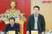 Hà Tĩnh đảm bảo tốt các phần việc của Dự án đường bộ cao tốc Bắc - Nam