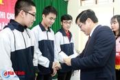 85 học sinh Hà Tĩnh đạt giải tại Kỳ thi HSG quốc gia THPT