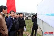 Đẩy nhanh tiến độ GPMB Dự án nâng cấp quốc lộ 15B