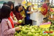 Thị trường Tết ở Hà Tĩnh: Hàng phong phú, sức mua yếu!