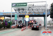Miễn phí qua cầu Bến Thủy 48 giờ tết Mậu Tuất