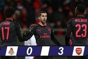 Ostersunds 0-3 Arsenal: Pháo thủ đặt một chân vào vòng 1/8