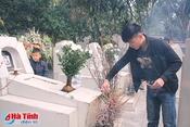 Ngã ba Đồng Lộc đón hàng ngàn người dâng hương đầu Xuân