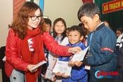 ZFT trao 581 suất học bổng cho học sinh nghèo vượt khó học giỏi Hà Tĩnh