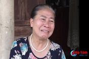 Rơi nước mắt nghe chuyện người đàn bà 30 năm nuôi con viêm não
