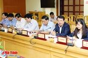 Nhiều doanh nghiệp Đài Loan muốn đầu tư vào Hà Tĩnh