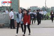 1.184 học sinh Hà Tĩnh được công nhận học sinh giỏi tỉnh lớp 10, 11