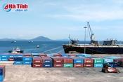 Cảnh báo, xử lý nghiêm các vi phạm trong khu vực cảng biển Vũng Áng