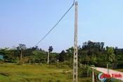 """Khắc phục đường điện """"có một không hai"""" ở Sơn Thọ"""