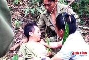 Một cán bộ bảo vệ rừng bị tai nạn nguy kịch trên đường tuần tra