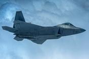 11 hình ảnh ấn tượng của tiêm kích tàng hình F-22