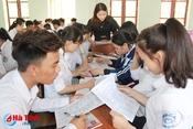 Từ 19 - 21/4, Hà Tĩnh tổ chức kỳ thi thử THPT quốc gia 2018
