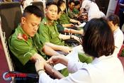 Ra mắt CLB Ngân hàng máu sống huyện Nghi Xuân