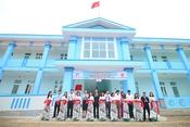 Chubb Life Việt Nam tài trợ xây dựng ngôi trường thứ 7 tại miền Trung
