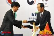 Hàn Quốc viện trợ Hà Tĩnh 600 nghìn USD cải thiện hệ thống nước thải, nước sông