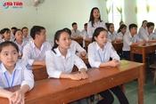 Học sinh trường huyện giành giải nhất cuộc thi ATGT quốc gia