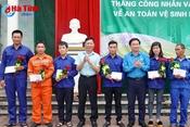 Mitraco Hà Tĩnh tôn vinh 7 công nhân lao động tiêu biểu