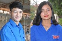 Thanh niên Hà Tĩnh vinh dự nhận Giải thưởng Lương Định Của