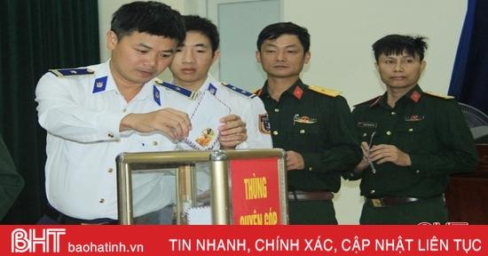 17 triệu đồng ủng hộ thân nhân các chiến sỹ hy sinh tại Quảng Trị